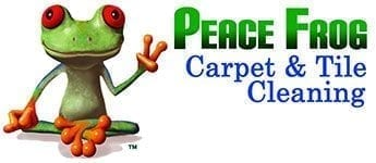 Peace Frog Carpet and Tile Cleaning logo
