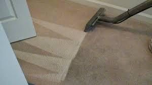 Carpet being steam cleaned by Peace Frog Carpet and Tile Cleaning in Austin