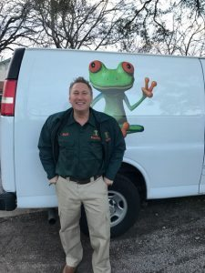 Matt Hagebusch, Peace Frog Owner