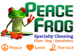 Peace Frog Carpet Cleaning