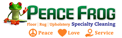 Peace-Frog-Logo