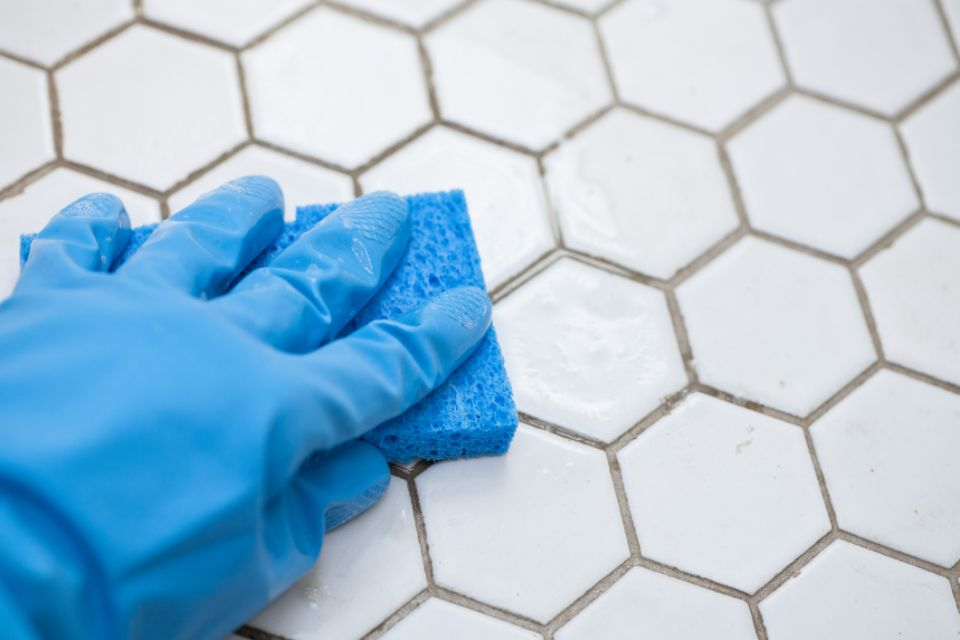 Tile and Gout Cleaning