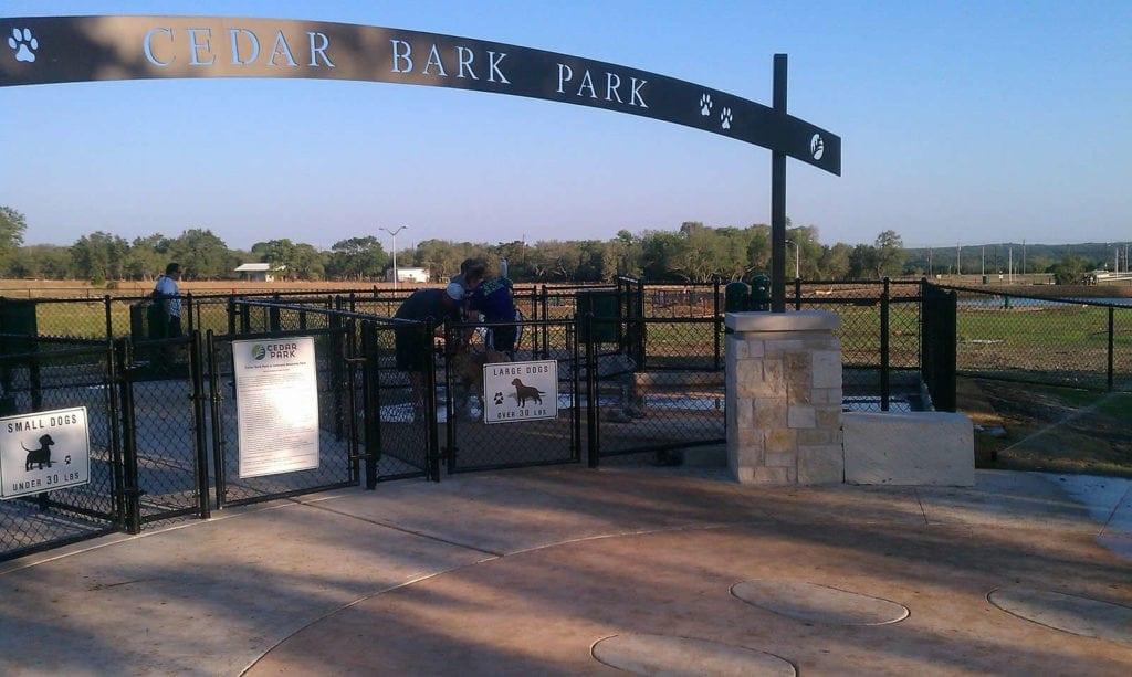 View  Cedar Bark Park
