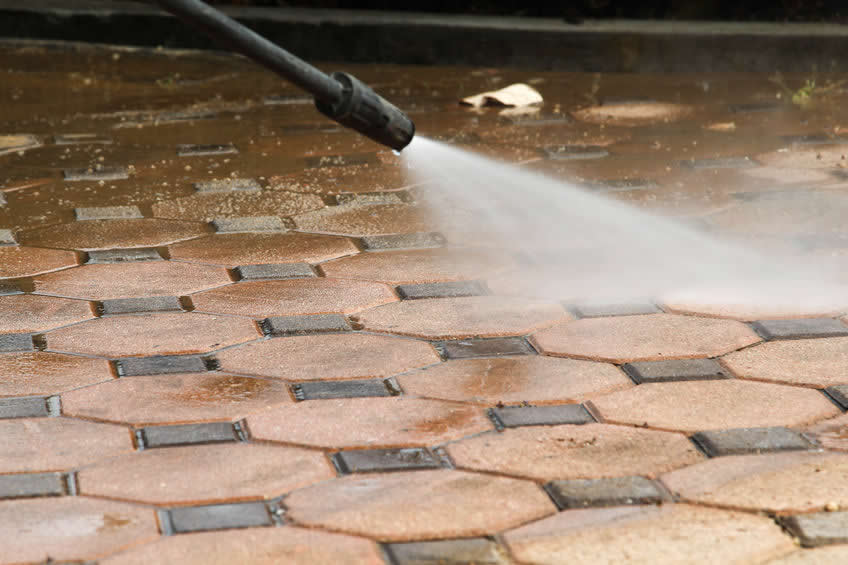 Driveway Power Washing In Taylor TX