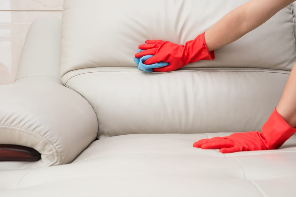 Leather Cleaning Service in Austin, Texas